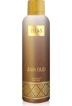 Lelas Zaın Oud Deodorant