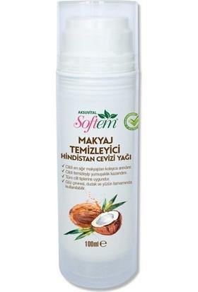 Aksuvital Hindistan Cevizi Yağlı Makyaj Temizleme Kremi - 100 ml