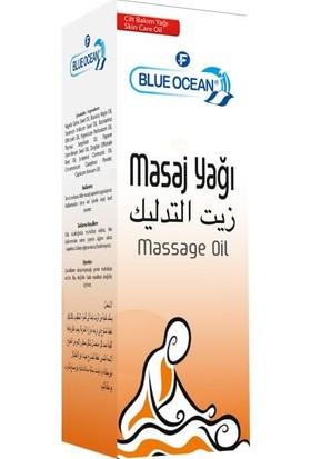 Blue Ocean Masaj Yağı - 125 ml
