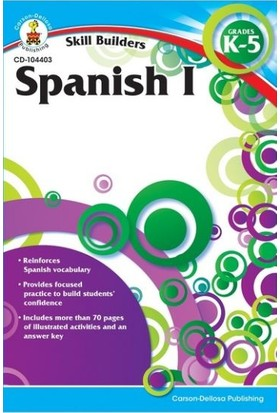 Spanish 1 Grades K-5