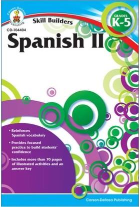 Spanish 2 Grades K-5