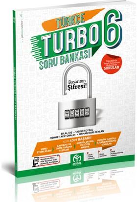 Model Eğitim Yayıncılık 6. Sınıf Türkçe Turbo Soru Bankası