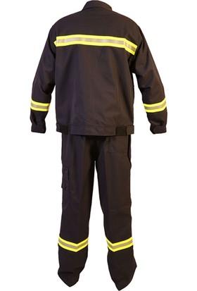 Fyrtex Alex 250 Çift Kat Klas 2 Elektrikçi Ceket Pantolon