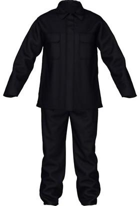 Hsemarket Metal Splash Guard Ceket Pantolon Döküm Kaynak Reflektifsiz