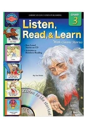 Lısten Read Grade 3 - School Specialty