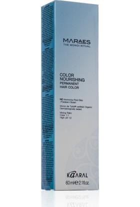 Maraes Organik Saç Boyası 8.0 / Açık Kumral