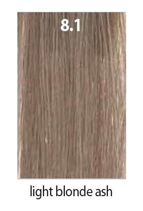 Maraes Organik Saç Boyası 8.1 / Küllü Açık Kumral