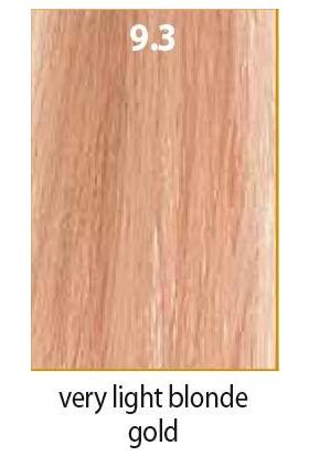 Maraes Organik Saç Boyası 9.3 / Açık Sarı Dore
