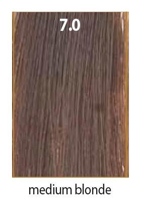 Maraes Organik Saç Boyası 7.0 / Kumral
