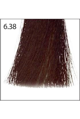 Maraes Organik Saç Boyası 6.3 / Koyu Kumral Dore Kahve