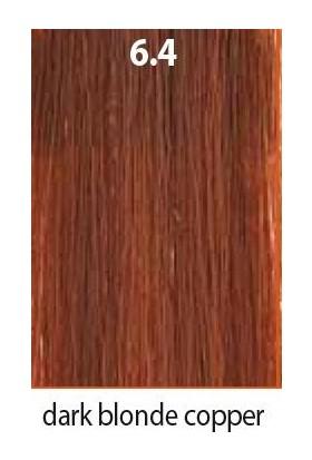 Maraes Organik Saç Boyası 6.4 / Koyu Kumral Bakır