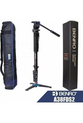 Benro A 38FD S2 Video Monopod Kit