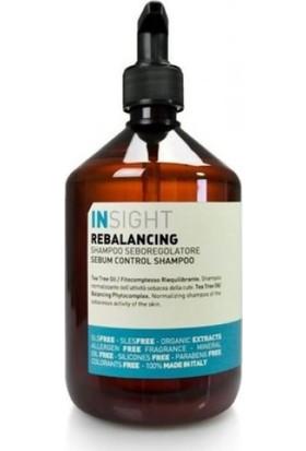 Insight Yağlı Saçlar Dengeleyici Şampuan 900 ml