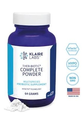 Klaire Labs Ther-Biotic Complete Powder Probiotic - Probiyotik