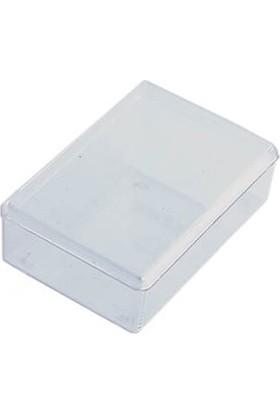 Hipaş Plastik - Şeffaf Kapaklı Kutu - Hp-2