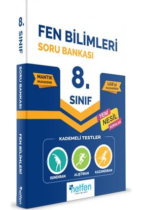 Netfen Yayınları 8. Sınıf Fen Bilimleri Soru Bankası