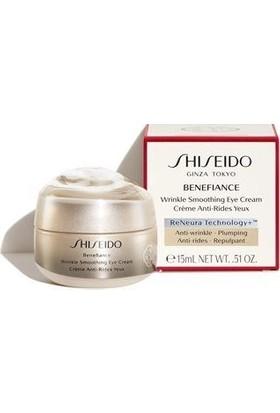 Shiseido Wrinkle Smoothing Eye Cream 15 ml Göz Kremi