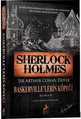 Sherlock Holmes Baskervillelerin Köpeği - Sir Arthur Conan Doyle