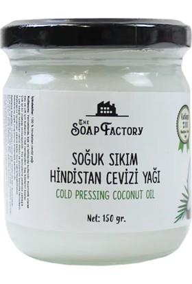 The Soap Factory Hindistan Cevizi Yağı 3 x 300 gr