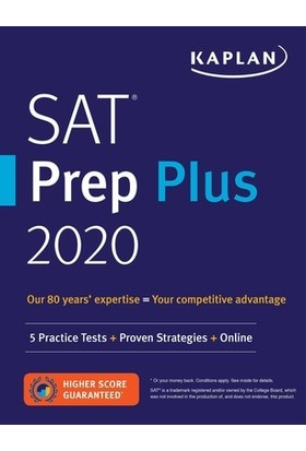 Kaplan Toefl Ibt Prep Plus 2020-21 - Robert D. Kaplan