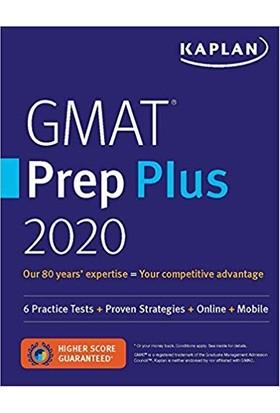 Kaplan Sat Prep Plus 2020 (5 Practice Tests + Proven Strategies + Online) - Robert D. Kaplan