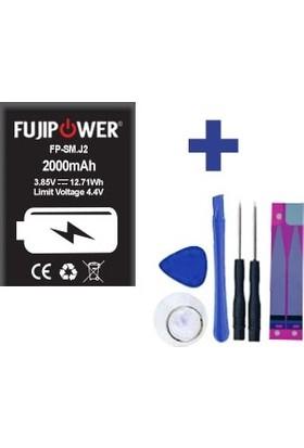 Fujipower Samsung Galaxy J2 SM-J200F Batarya Pil 2000 Mah