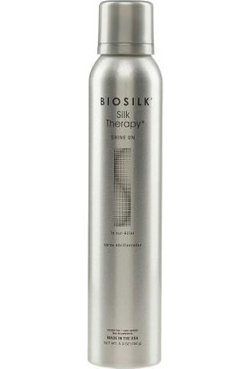 Chi Biosilk Silk Therapy Shine On 150 ml - Ipek Özlü Parlaklık Spreyi 633911744208