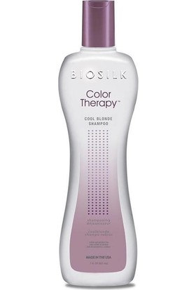Biosilk Color Therapy Cool Blonde Şampuan 207 ml