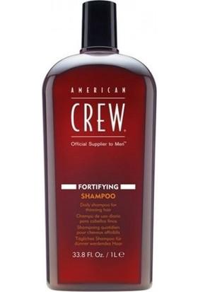 American Crew Fortifying Güçlendirici Şampuan 1000 ml