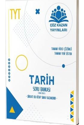 Çöz Kazan Yayınları Tarih Yeni Nesil Soru Bankası