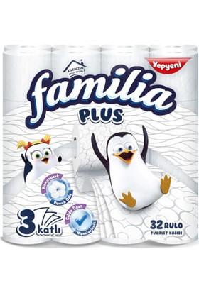 Familia 3 Katlı Tuvalet Kağıdı 32 Li Yeni