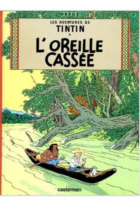 Tintin: L'orielle Cassée