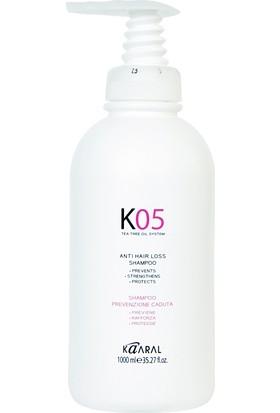 K05 Saç Dökülmesi Karşıtı Şampuan