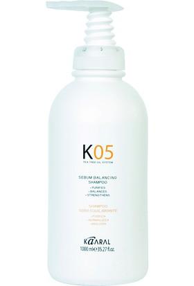 K05 Sebum Dengeleyici Şampuan