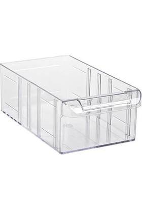 Hipaş Plastik Çekmeceli Kutu - 401-6
