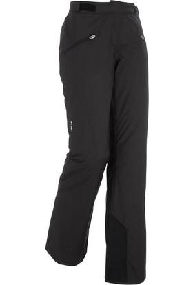 Ewdize Kadın Kayak Pantolonu Siyah Su Geçirmez Sıcak Tutar 2 Cepli - Siyah