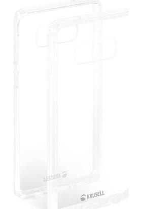 Krusell Kivik Samsung Galaxy S10 Kılıf Şeffaf