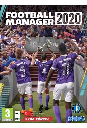 Football Manager 2020 PC Oyun
