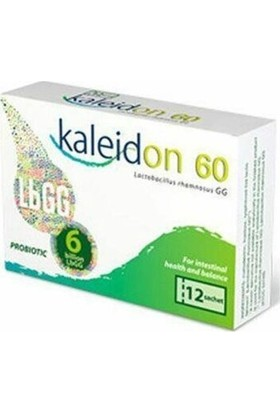 Kaleidon 60 mg 12 saşe