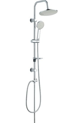 Durumix Icon Robot Yağmurlama Tepe Duş Seti