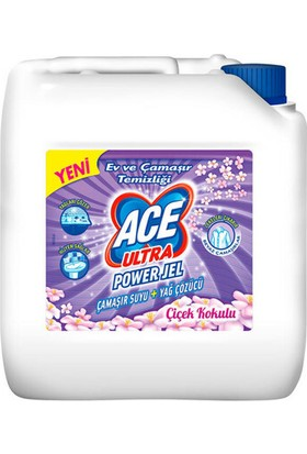 Ace Ultra Çiçek Kokulu 3 lt