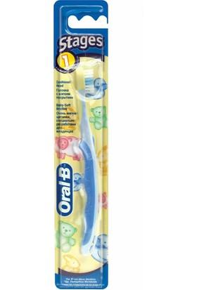 Oral-B Stages Çocuk Diş Fırçası ( 4 - 24 Ay )
