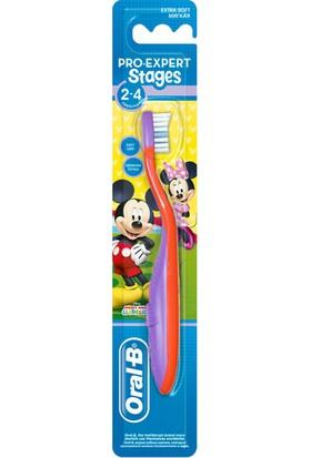 Oral-B Stages Çocuk Diş Fırçası ( 5 - 7 Yaş )