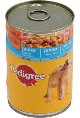 Pedigree Junior Tavuklu Köpek Konserve 400 g