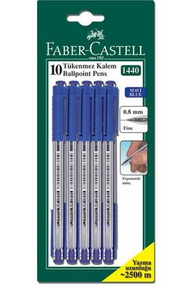 Faber-Castell Mavi Tükenmez Kalem