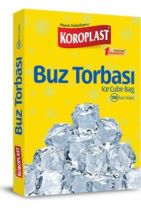 Koroplast Buz Torbası (196 Küp)