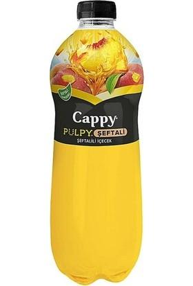 Cappy Pulpy Şeftali 1 lt