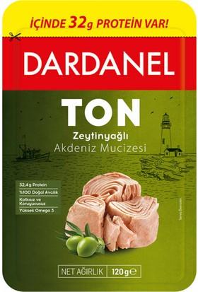 Dardanel Poşet Zeytinyağlı Ton Balığı 120 gr