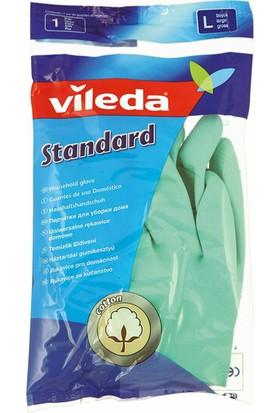 Vileda Standart Temizlik Eldiven (Küçük)