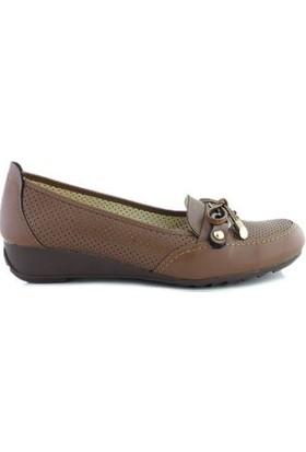 Fasgos GDP-Z31 Kahve Kadın Günlük Ayakkabı